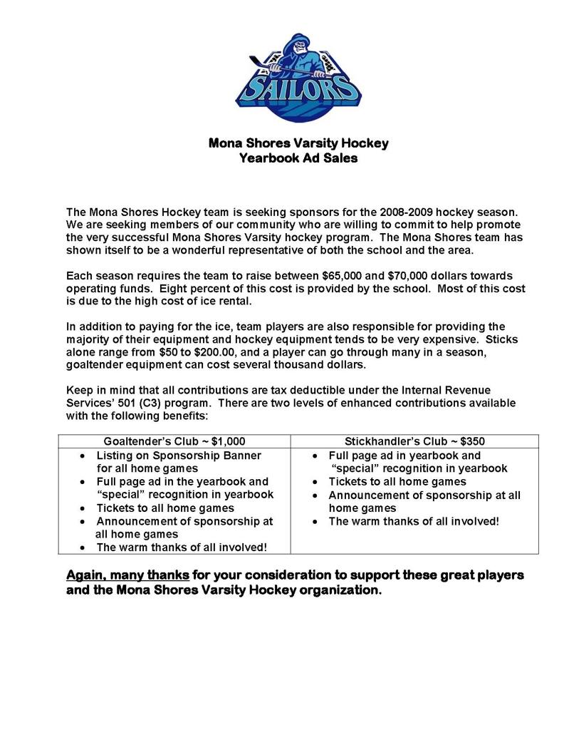 sponsorship letter for sports new calendar template site