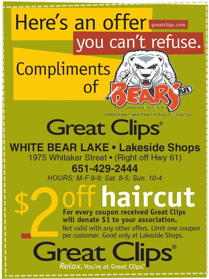 great clips garwood coupons